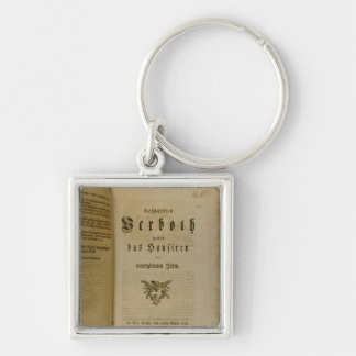Code of Procedure from 1776 Keychain