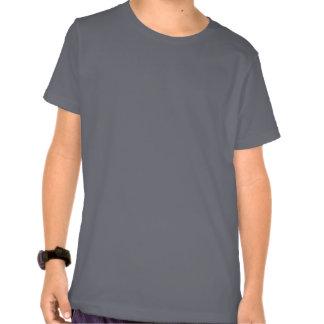 Code org codificador en la camiseta del niño del