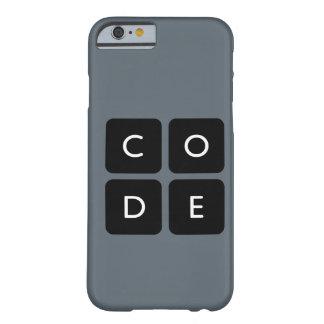 Code.org Logo phone case