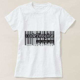 Code to Inspire T-Shirt