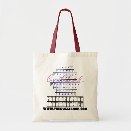 Coded 9xQ Ballet Moves Tote Bag!
