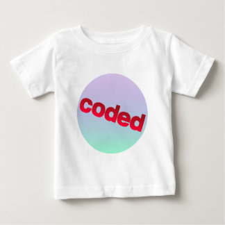coded baby T-Shirt