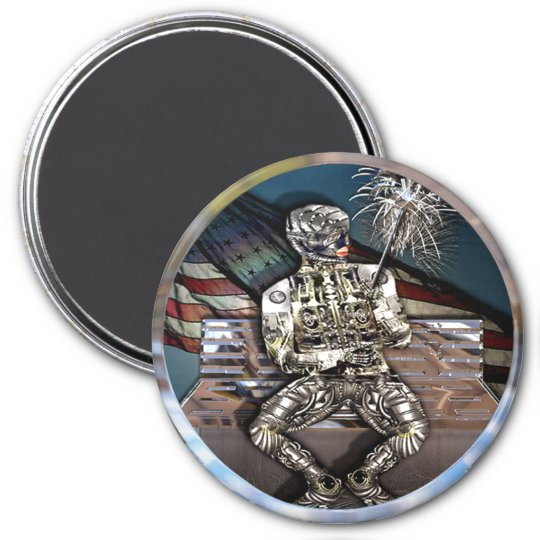 Coded for Freedom Magnet