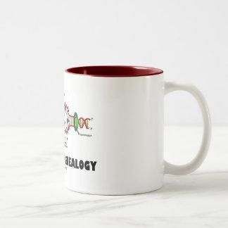 Coded For Genealogy (DNA Replication) Mug