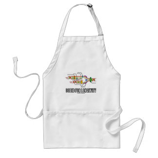 Coded For Longevity (DNA Replication) Adult Apron