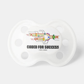 Coded For Success (DNA Replication) Pacifier