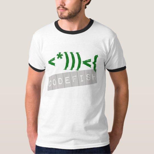 Codefish tee shirt