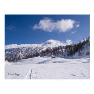 Codelago - Alpe Devero Postcard