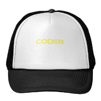 Coder Trucker Hat