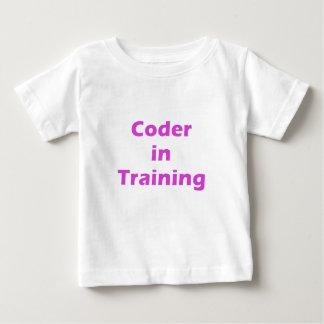Coder in Training Baby T-Shirt