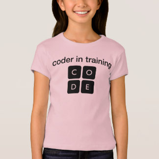 Coder In Training T-Shirt