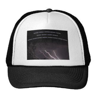 Coder t-shirt trucker hat