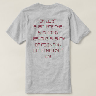 Coder with Problems T-shirt