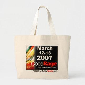 CodeRage Tote Tote Bag