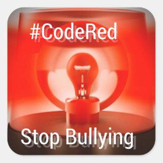 #CodeRed stickers