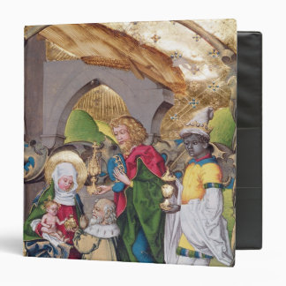 Codex 15 501 The Adoration of the Kings Binders