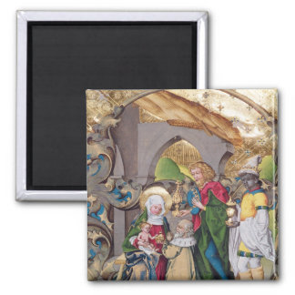 Codex 15.501 The Adoration of the Kings Magnet