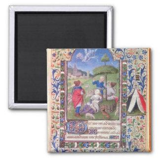Codex 1929,f. 2 inch square magnet
