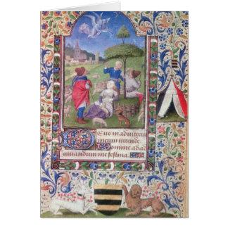 Codex 1929,f. card