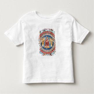 Codex Amiatinus Christ in Majesty Toddler T-shirt