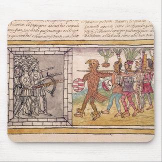 Codex Duran Mouse Pad