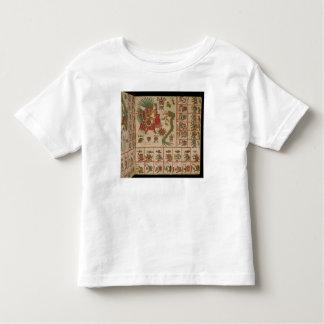 Códice azteca Borbonicus Playera De Bebé