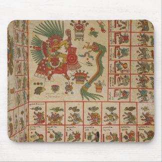 Códice azteca Borbonicus Tapetes De Raton