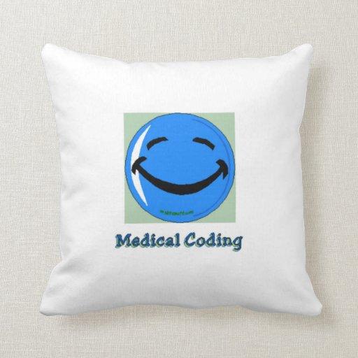 Codificación médica del hospital del HF Cojin