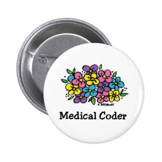 Codificador médico Blooms1 Pins
