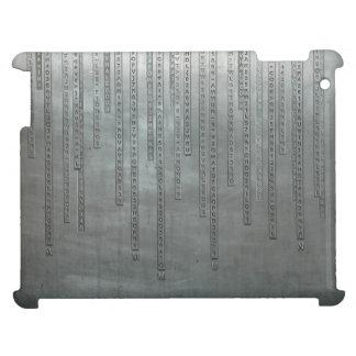 Código 1 de la matriz del metal