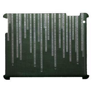 Código 2 de la matriz del metal