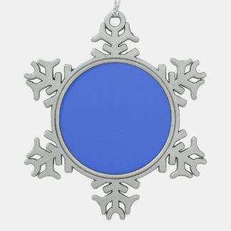 Código 4169E1 del maleficio del azul real Adorno