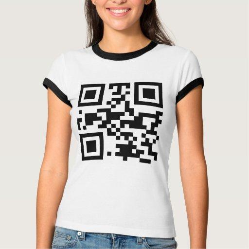 """Código """"ATEO"""" de QR Tee Shirts"""