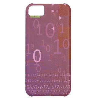 Código binario funda para iPhone 5C