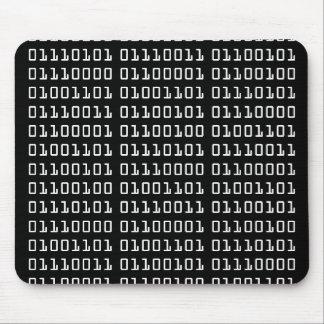 Código binario Mousepad