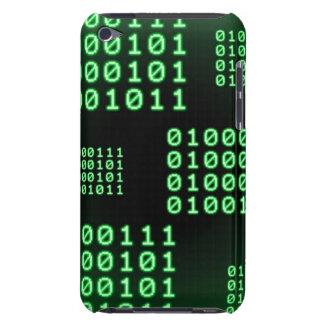 Código binario para el FRIKI iPod Case-Mate Protectores