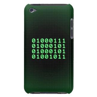 Código binario para el FRIKI iPod Case-Mate Fundas