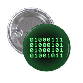 Código binario para el FRIKI Pin