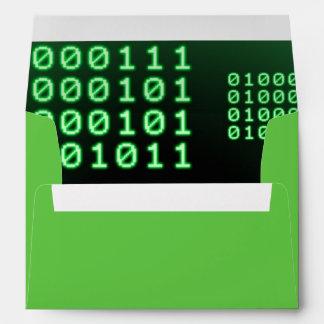 Código binario para el FRIKI Sobres