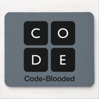 Código-Blooded Tapetes De Ratones