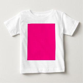 Código color de rosa rosado brillante FF007F del Playera