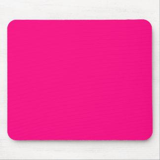 Código color de rosa rosado brillante FF007F del Tapetes De Raton