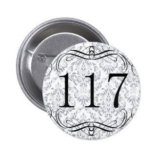 Código de área 117 pins