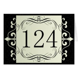 Código de área 124 tarjetas
