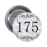 Código de área 175 pins