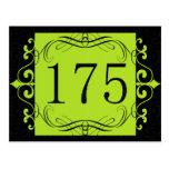 Código de área 175 tarjeta postal