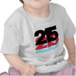 Código de área 215 camiseta