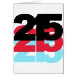 Código de área 215 tarjetas