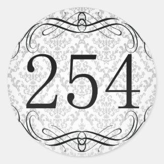 Código de área 254 etiquetas
