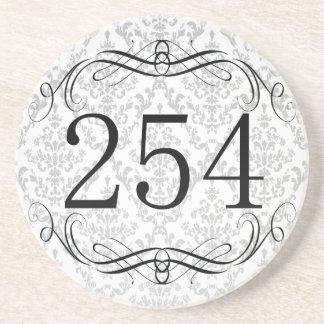 Código de área 254 posavasos manualidades